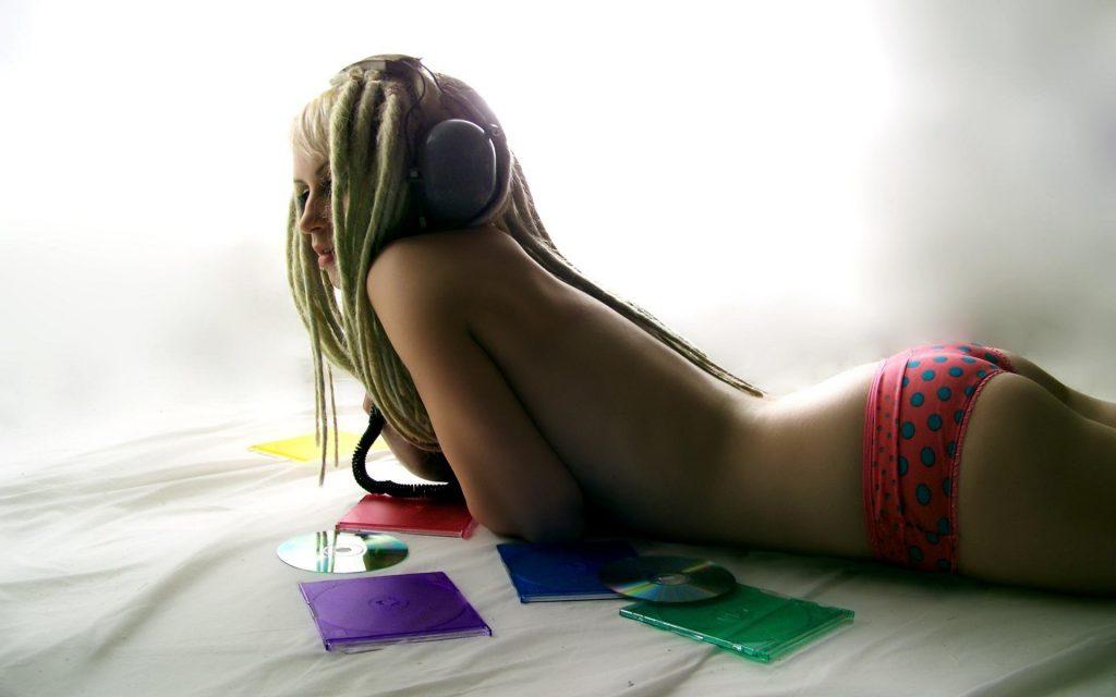female-listening