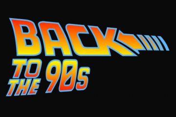 90's banner