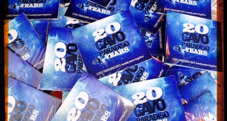 20yrs CAVO cd