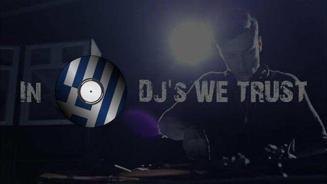 Greek DJ Chart (New Dance) Week 07/2017 (12-18 Feb)   God Is