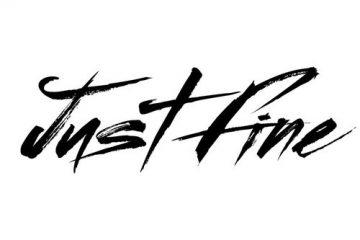 just fine logo