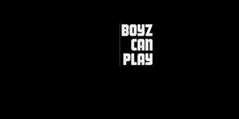 boyz can play