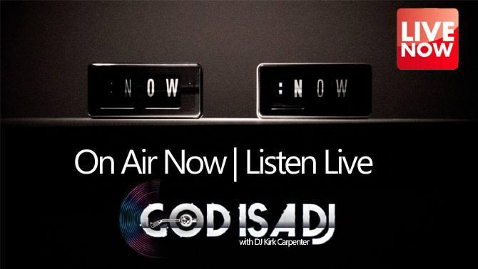 god is a dj live