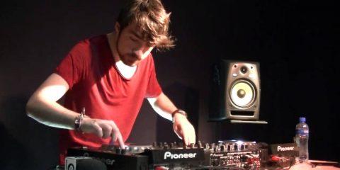 Oliver Heldens live @ Spinnin Records