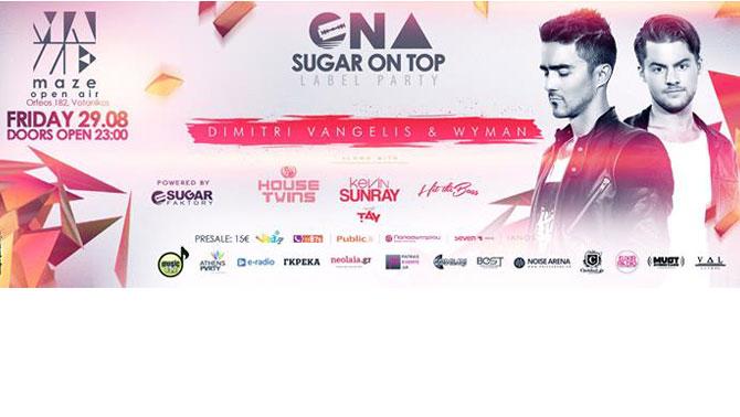 Sugar-On-Top---Dimitri-Vangelis-&-Wyman