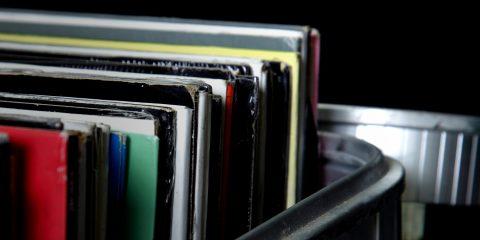vinyls box