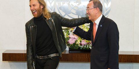 David Guetta Day 2014