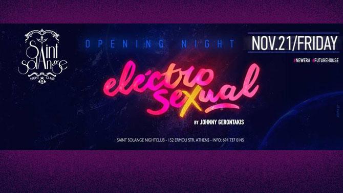 electro-sexual