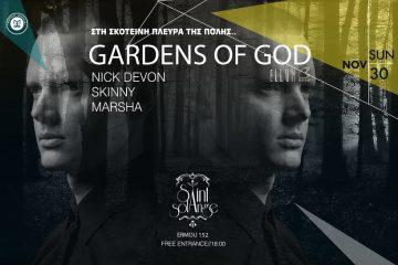 gardens of god