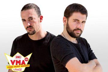 Dimitri Vegas & Like Mike στα Mad Video Music Awards 2015