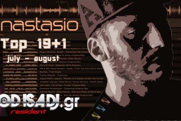 anastasio july august top20