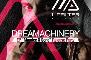 14.10 Dreamachinery @ Aigli (poster)