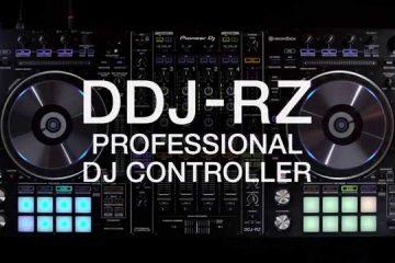 PIONEER DDJ-RZ with Rekordbox Dj