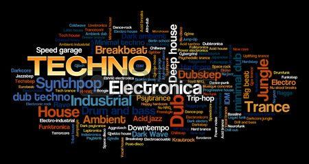techno genre
