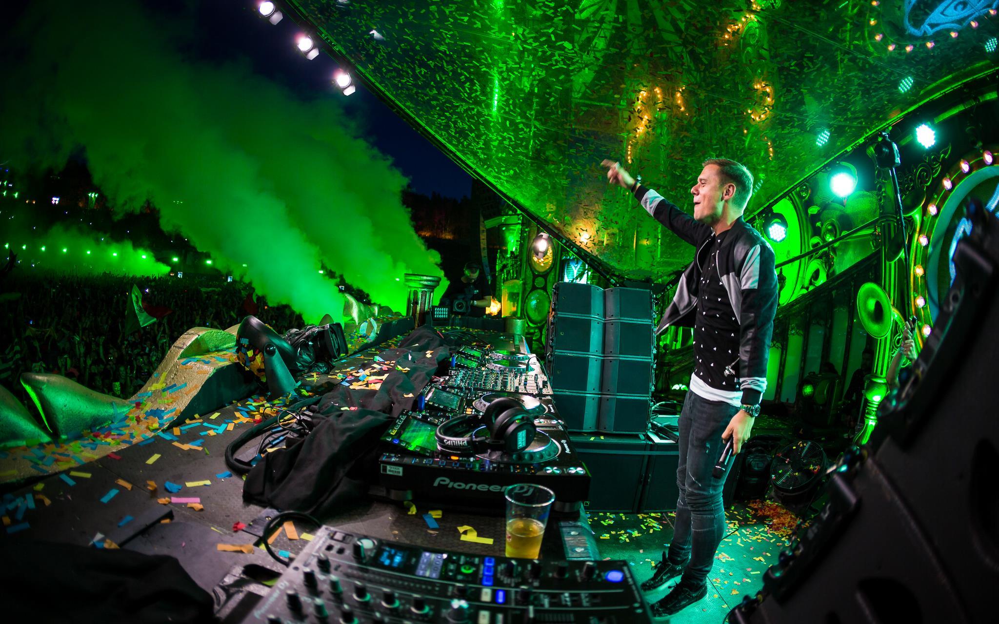 Armin van Buuren ft Sharon den Adel  In and Out of Love Official Music Video