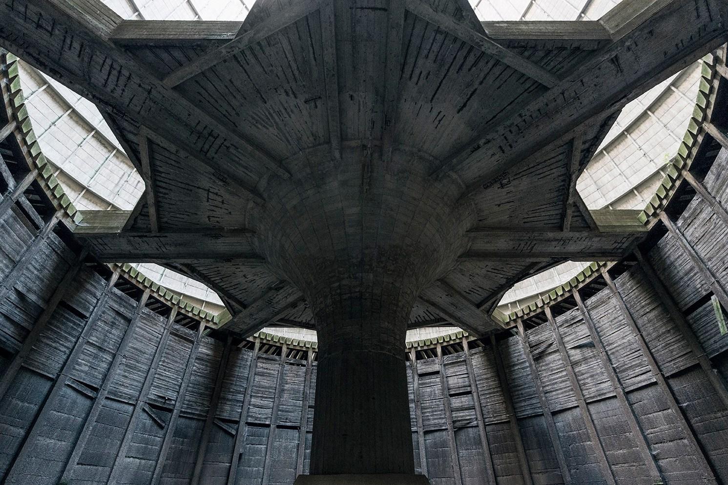 Abandoned-01-IM-Power-Station-Cooling-Tower-—-Charleroi-Belgium