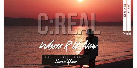 CReal - Where R U NOW