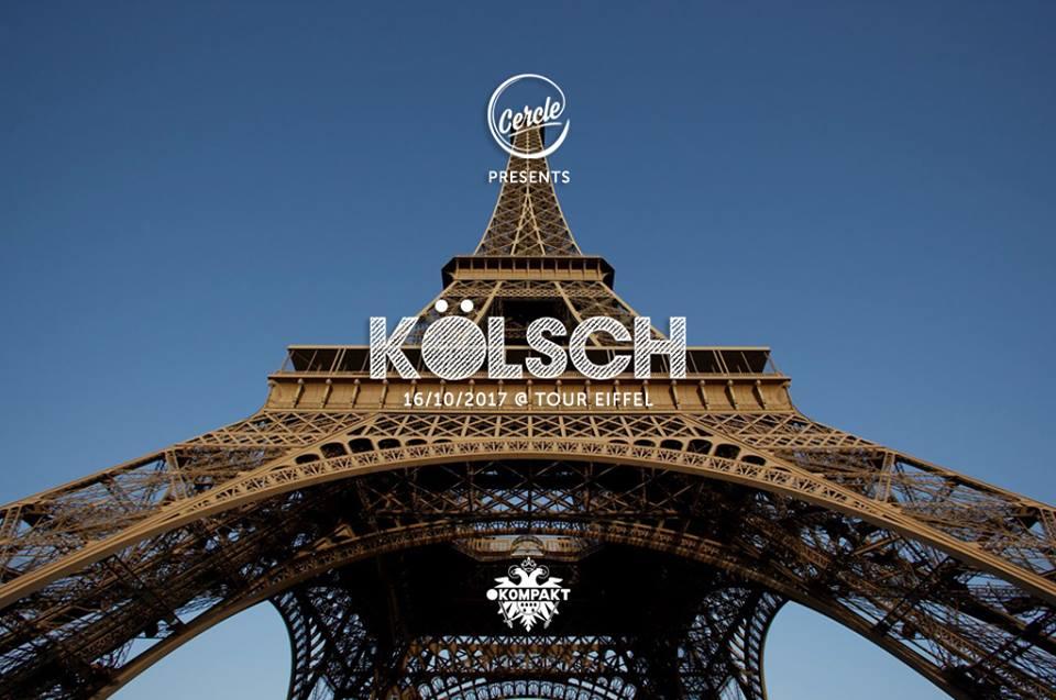 eiffel tower set