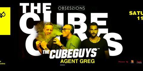 The Cube Guys @ Dybbuk