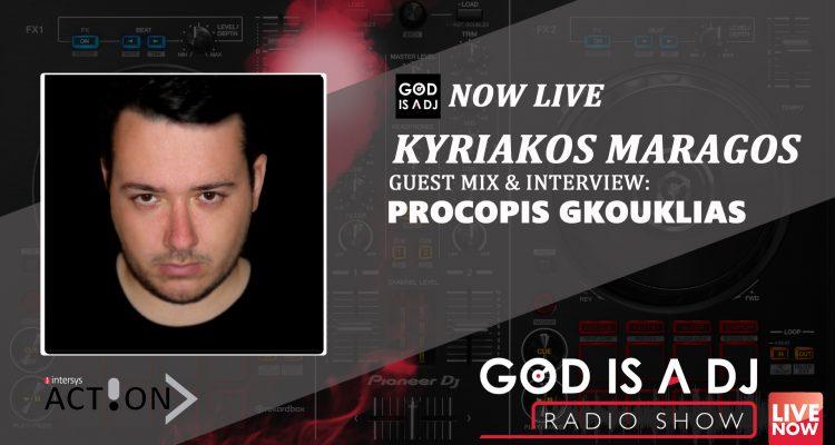 GOD IS A DJ - PROCOPIS GKOUKLIAS2