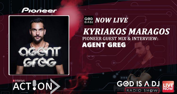 GOD IS A DJ - AGENT GREG-