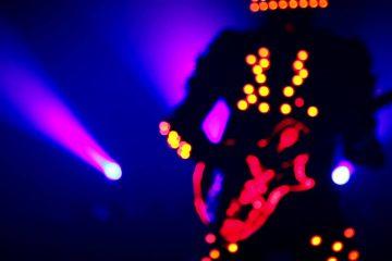 led guitar