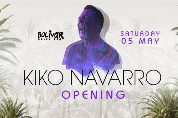 Bolivar Opening - Kiko Navarro - 5 May