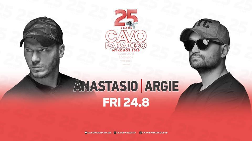 CAVO ANASTASIO & ARGY
