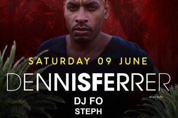 Dennis Ferrer Poster