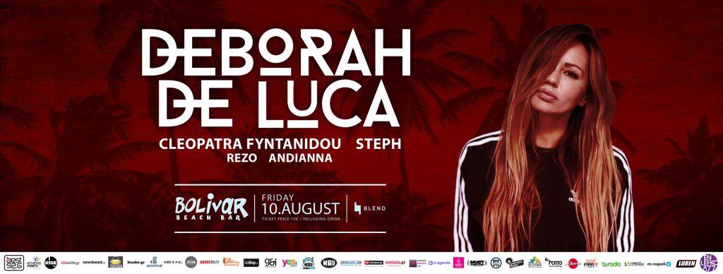 Deborah De Luca FB Cover