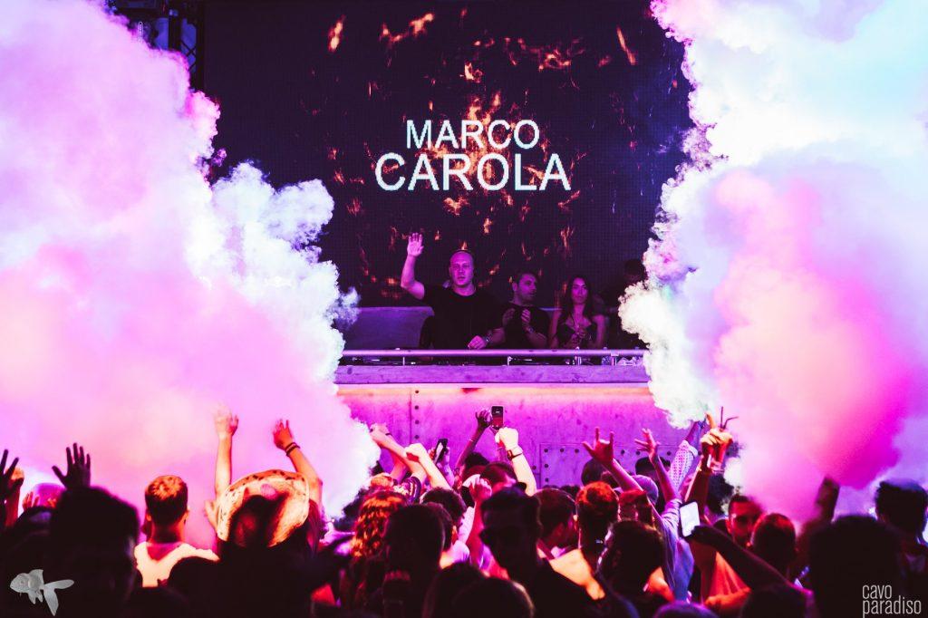 MARCO CAROLA @ CAVO