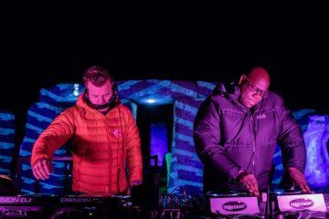 Carl Cox Paul Oakenfold Stonehenge DJ Mag