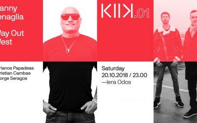 KIIK 01 event cover