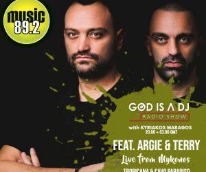 ARGIE TERRY GODISADJ-MUSIC892