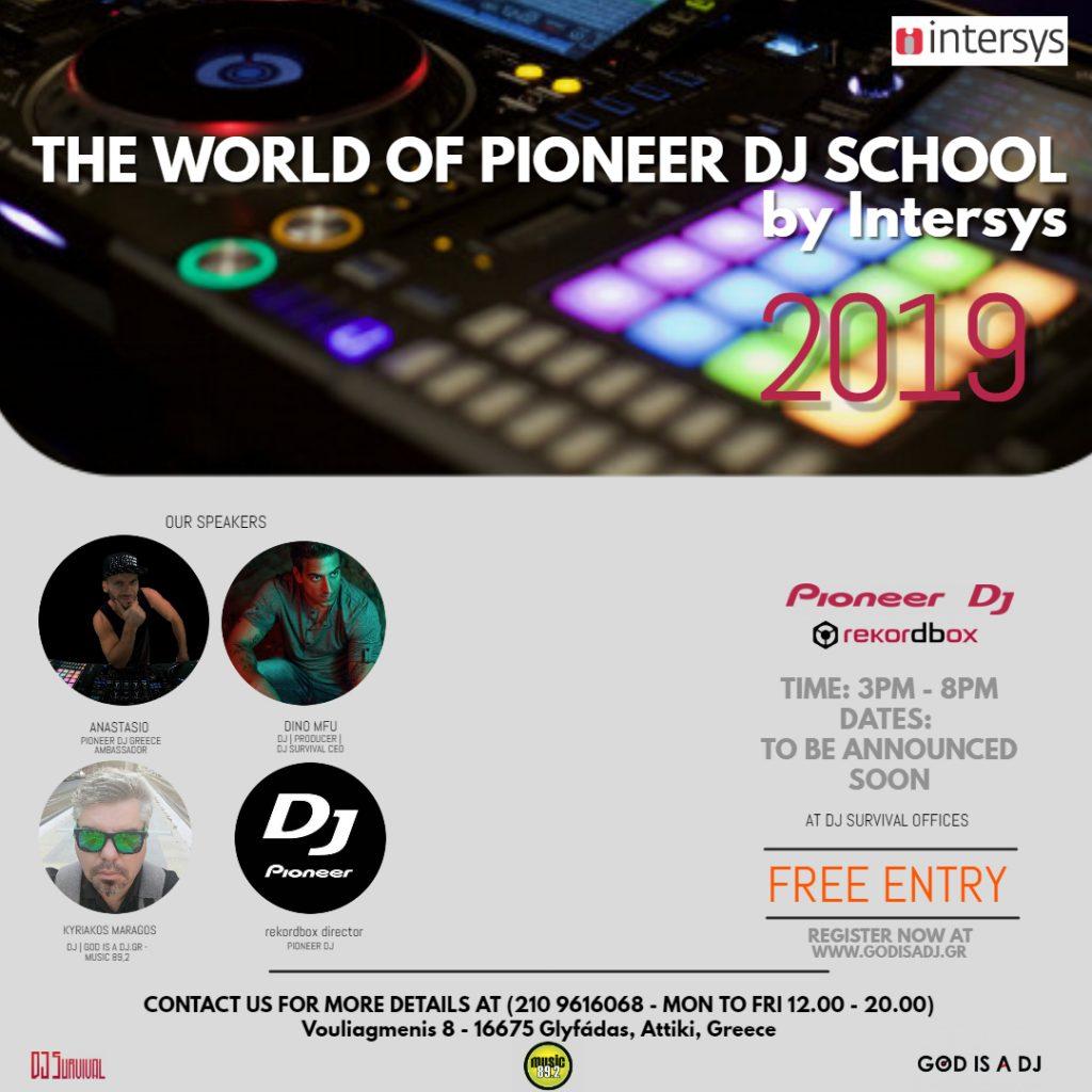 Copy of PIONEER DJ SEMINARS - INTERSYS1 -