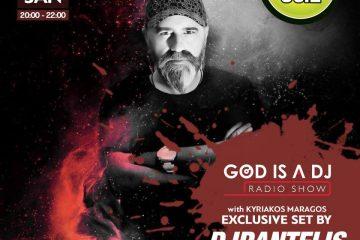 GOD IS A DJ - DJPANTELIS COVER