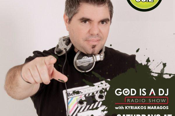 Copy of kirk GOD IS A DJ MUSIC892