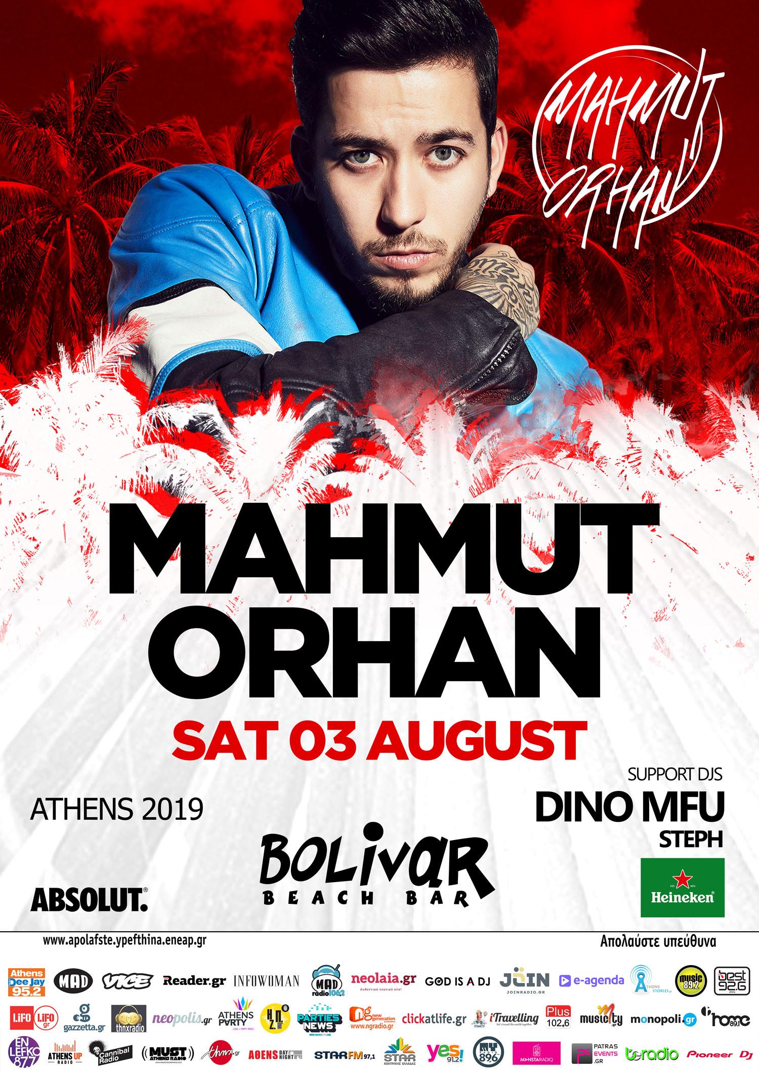 Mahmut Orhan - Poster
