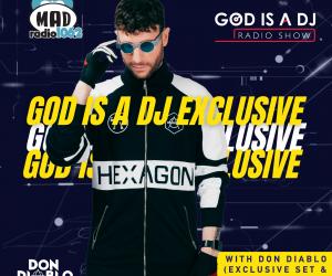 DON DIABLO @ GOD IS A DJ